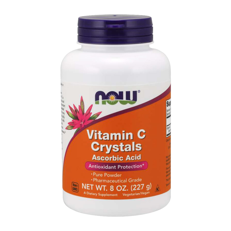 VITAMIN C CRYSTALS POWDER 8 OZ