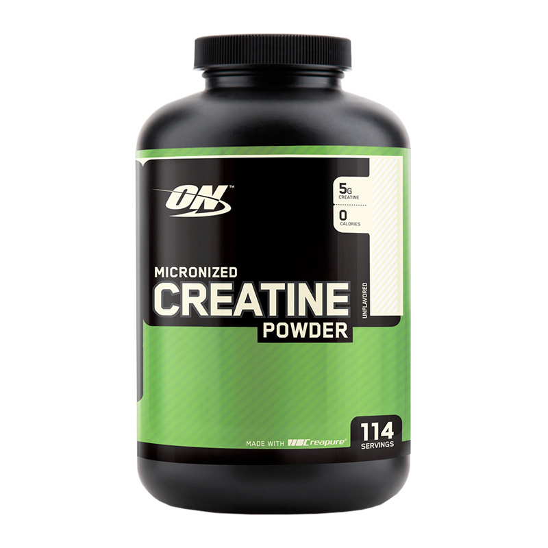 CREATINE POWDER 600 G