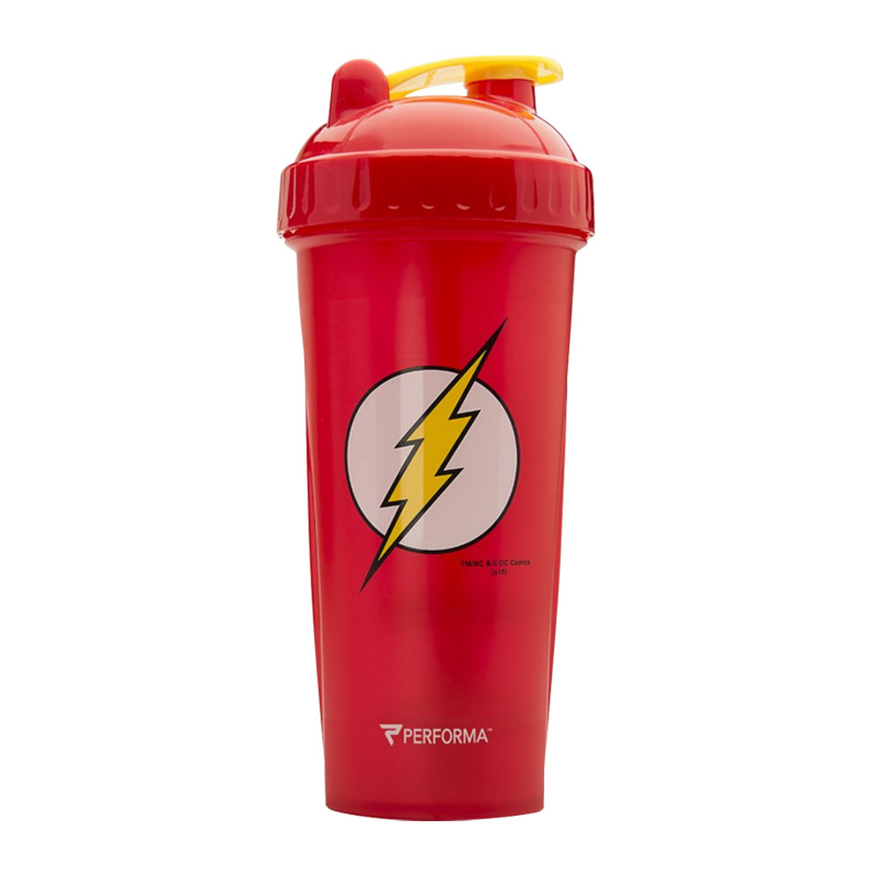 DC HEROES SERIES FLASH SHAKER CUP 28 OZ