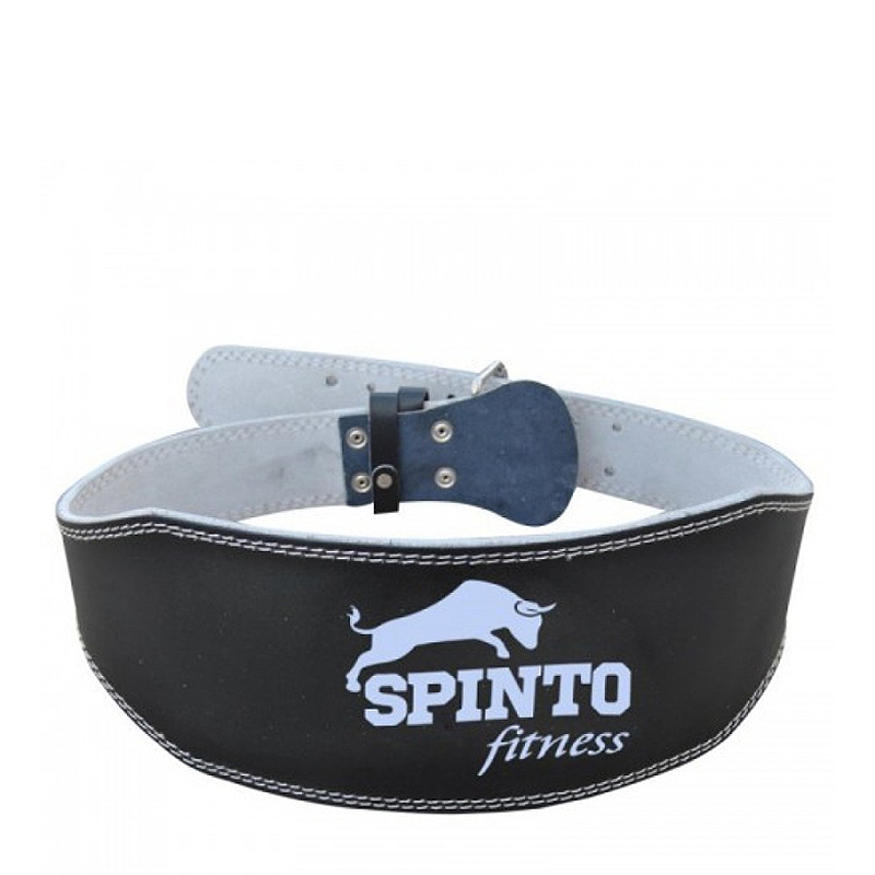 PADDED LEATHER LIFTING BELT(SPINTO-71)