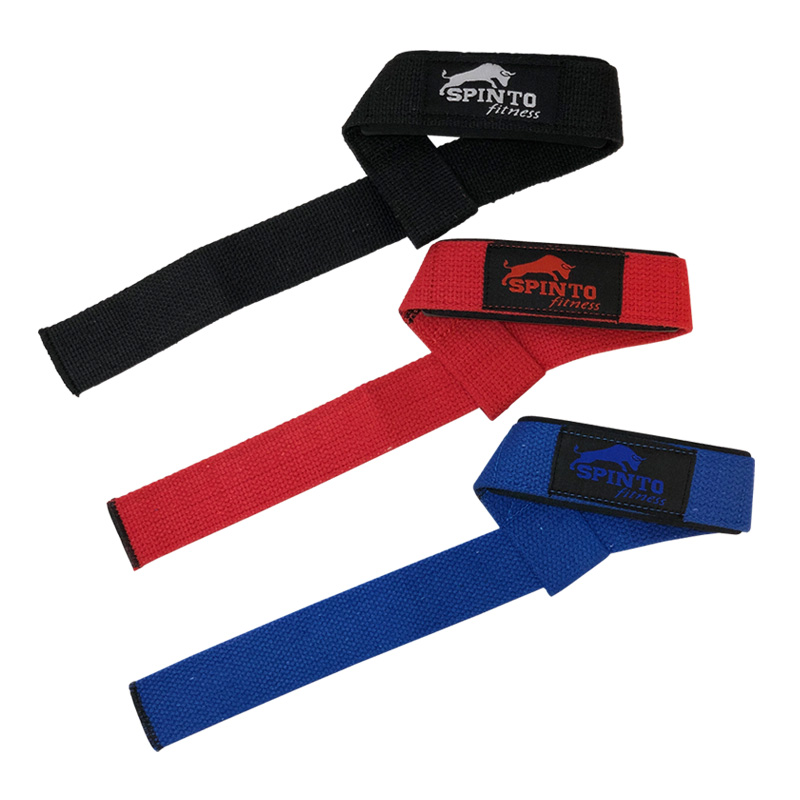 PADDED LIFTING STRAPS ( SPINTO-25 )