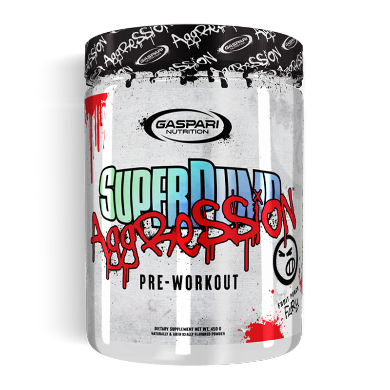 SUPER PUMP AGGRESSION 25 SERVS