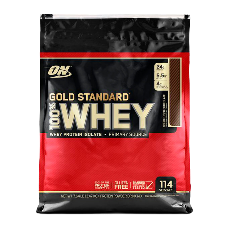 GOLD STANDARD 100% WHEY 7.6 LBS